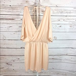 Ark & Co. Blush pink Romper Size M